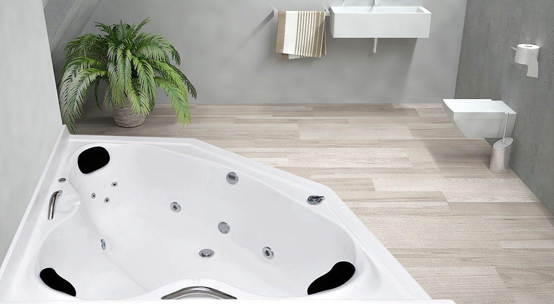 Conheça a história das banheiras